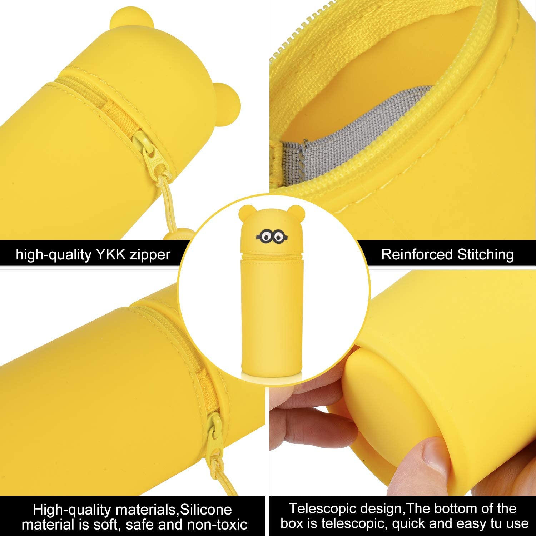 SEEAFUN Blue Light Blocking Glasses for Kids UV400 Protection,Anti ...