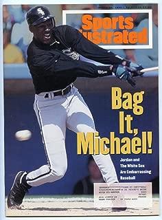SI: Sports Illustrated March 14, 1994 Michael Jordan, Baseball, White Sox, VG