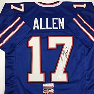 authentic josh allen jersey