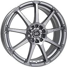 17x8 Enkei EDR9 (Silver) Wheels/Rims 5x100/114.3 (441-780-0245SP)