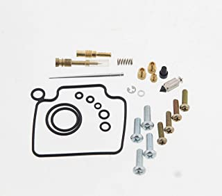 Race Driven OEM Replacement Carburetor Rebuild Repair Kit Carb Kit for Honda Foreman 500 TRX500