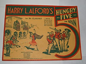 Harry L. Alford's Hungry Five in Spain Trombone