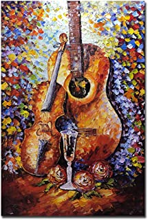 Best violin paintings abstract Reviews
