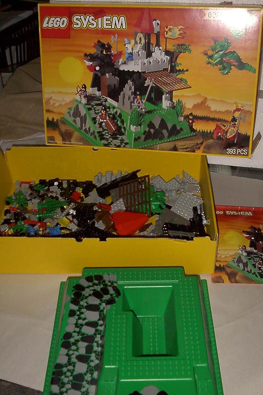 LEGO System Ritter vom Drachenorden 6082 Burg Drachenstein
