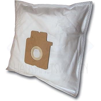 10 bolsas de aspiradora 5 capas de fieltro para Panasonic MC de CG ...