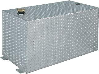 Delta 438000 91 Gallon Rectangular Aluminum Liquid Transfer Tank for Trucks