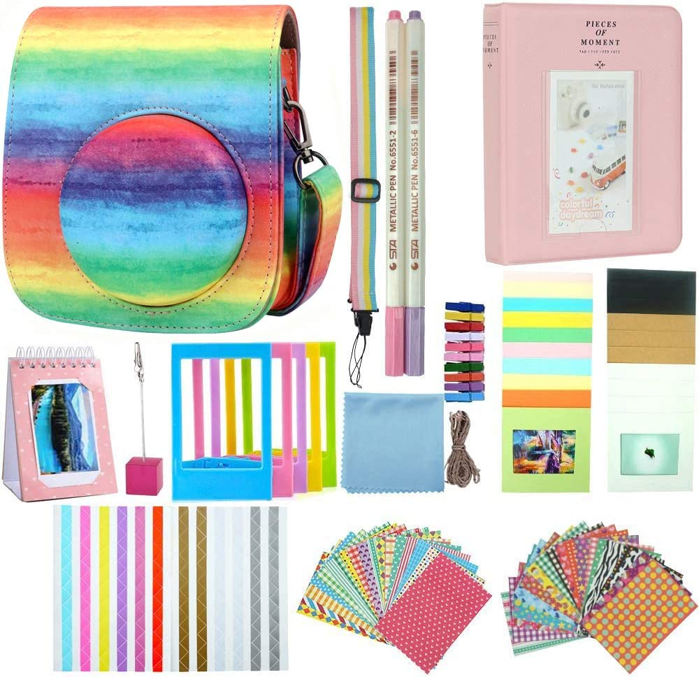 Anter Instant Camera Max 55% OFF 83% OFF Accessories with Instax Fujifilm Compatible
