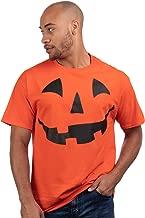 Giant Jack O' Lantern Face | Halloween Pumpkin Fun Unisex T-Shirt for Men Women