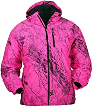 Women's GAMEHIDE W Huntress Parka Medium (M/Naked North Blaze Pink) 92L-PC-M