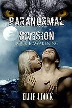 paranormal division awakening