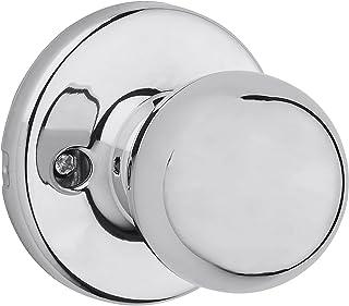 Kwikset 92001-559 Polo Passage Hall/Closet Knob In Polished Chrome