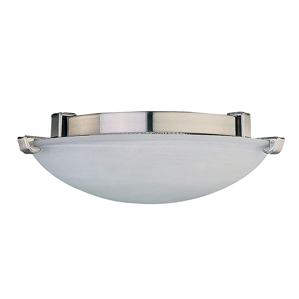 Concord Fans Y-221A-S-ST Lightkit 1 100W Halogen Fan Light Kit Stainless Steel