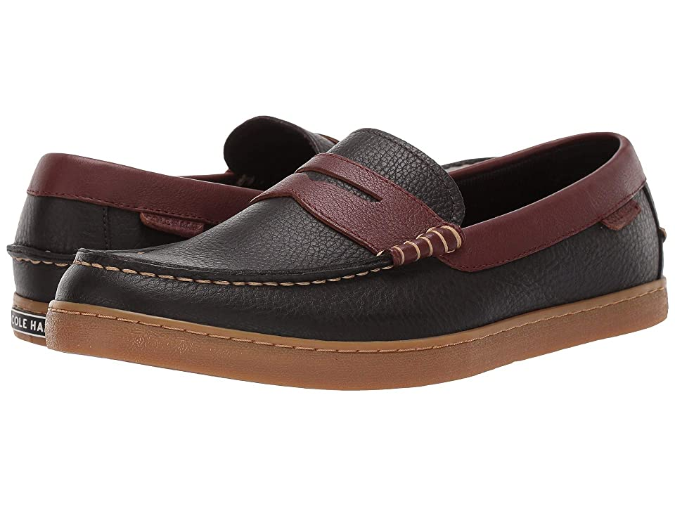 Cole Haan Nantucket Loafer (Java/Woodbury) Men