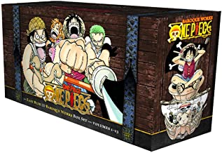 One Piece Box Set: East Blue and Baroque Works, Volumes 1-23 (One Piece Box Sets) PDF