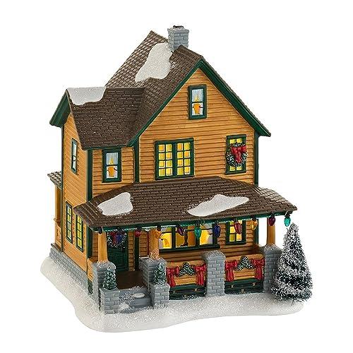 Christmas Houses Village.Christmas Village Houses Amazon Com