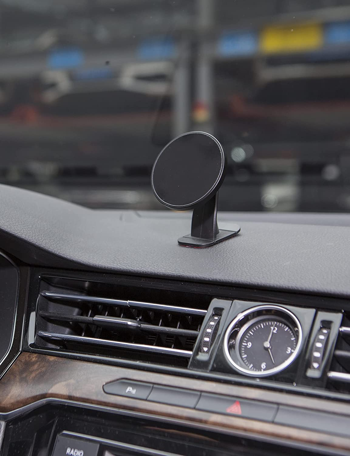 Magnetic Phone Holder for Car, Compatible with iPhone 12/13 Series and Magsafe Product, Using on Dashboard and Vent