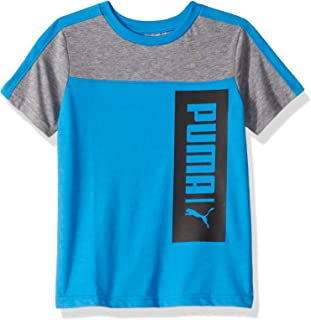 PUMA Boys Boys' Graphic Tee Short Sleeve T-Shirt