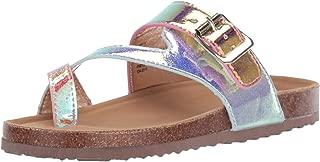 Steve Madden Kids' Jwaive Flat Sandal