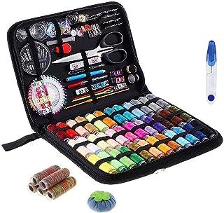 comprar comparacion Meilo Kit de Costura, Suministros de Costura avanzados de Bricolaje, Mini Kit de Costura portátil para Principiantes, viaj...