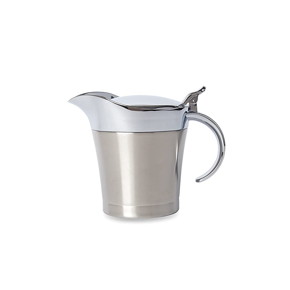 Fox Run 6101 Gravy and Sauce Container, Stainless Steel