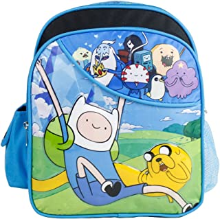 Adventure Time Small Backpack - Jake Finn Friends 12