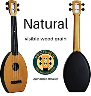 FLEA Ukulele (NATURAL, Concert) + FREE CASE
