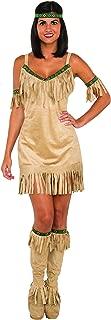 Women's Native American Princess Tribal Warrior Costume