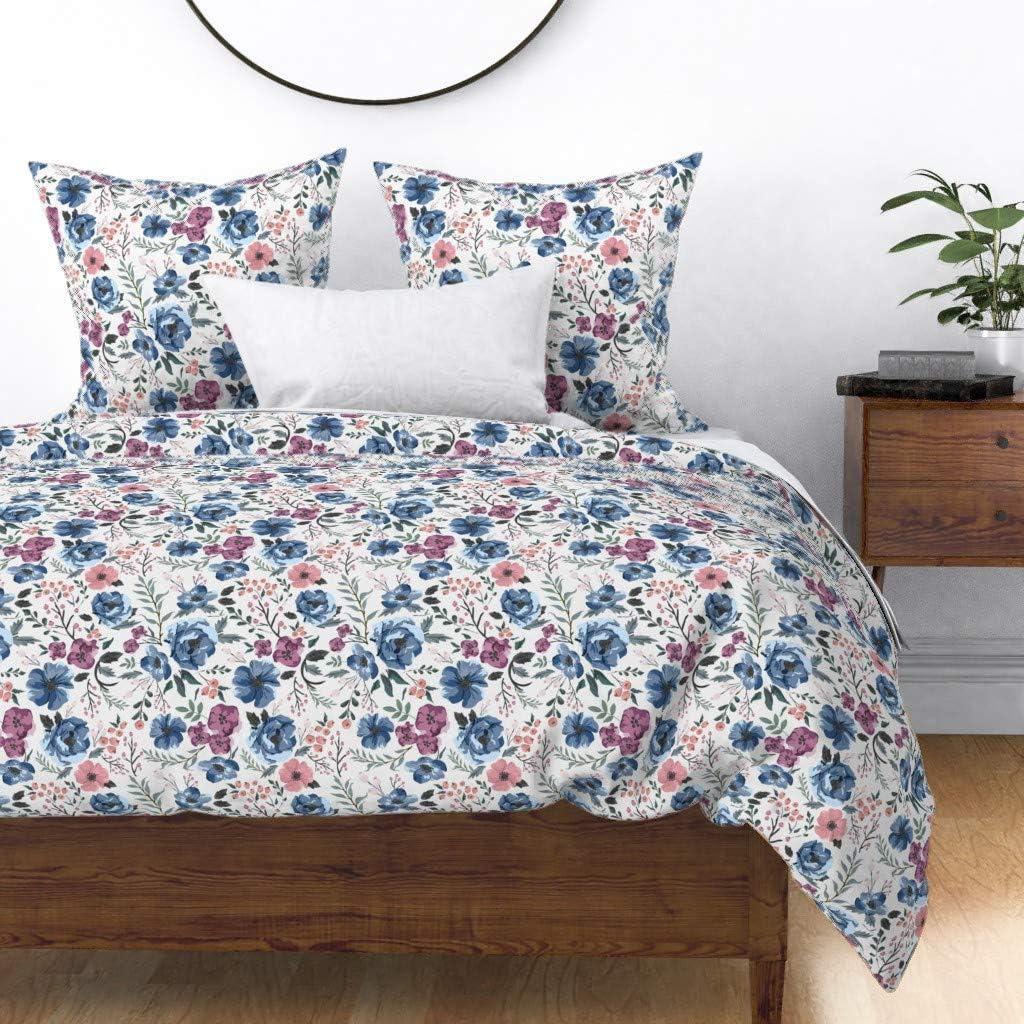 Roostery Duvet Cover Girls Floral Popular Discount is also underway brand W Nursery Flower Decor Modern