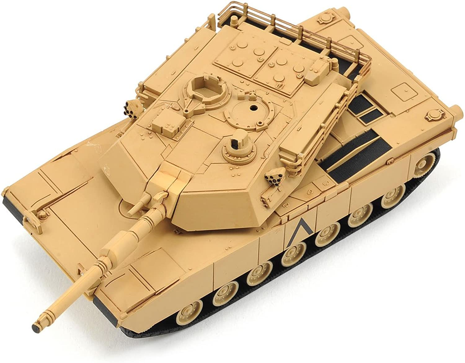 Kyosho US Army USMC Abrams M1A2 Mini blueetooth Tank, Tan (Sand) Camo