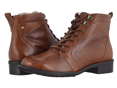 Walking Cradles Kara (Chestnut Rustic Leather) Women
