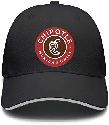 6efb0764 ftuyuy erett Unisex Mexican-Chipotle- Personalized Caps Snapback hat