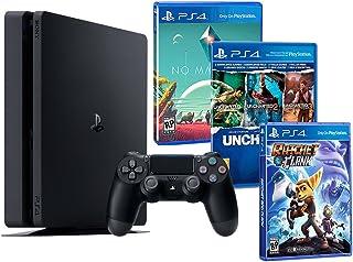 PS4 1TB Playstation MEGA PACK FAMILIAR de 5 Juegos: Ratchet