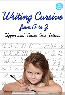 Writing Cursive from A to Z! - Upper and Lower Case Letters