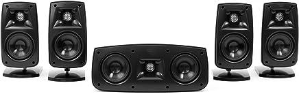 Klipsch Quintet IV Home Theater Speaker System (1010440)(Black High Gloss)