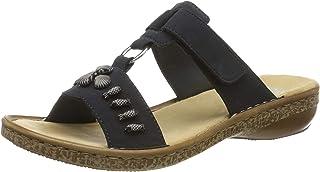 Rieker 62891-14 女士拖鞋