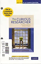 Curious Researcher, The, Books a la Carte Plus MyCompLab with eText -- Access Card Package (7th Edition)