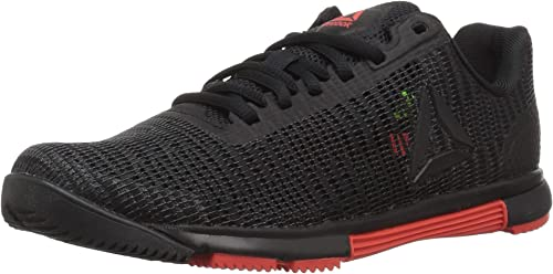 Reebok Wohommes Speed Tr Flexweave Cross Trainer, noir Carougeene, 8.5 M US