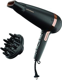 GRUNDIG HD 7081 - Secador de pelo con cable retráctil