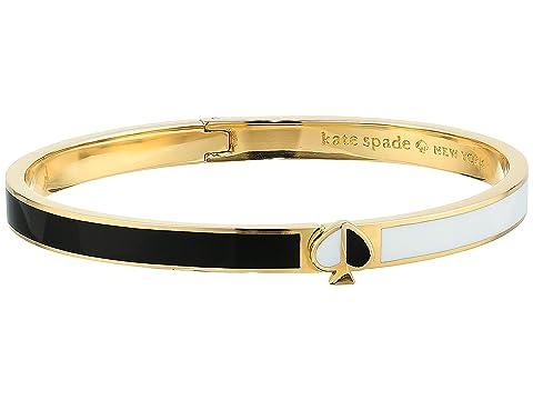 Kate Spade New York Heritage Spade Thin Enamel Spade Bangle