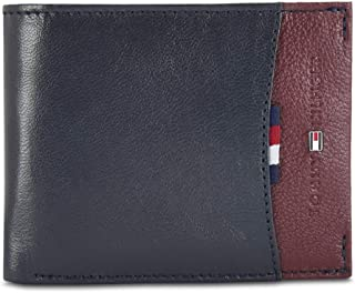 Tommy Hilfiger Navy Men's Wallet (TH/PHELPSGCW08)