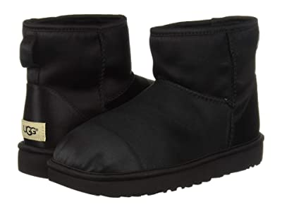 UGG Classic Mini Satin (Black) Women
