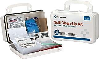 اولین کمک فقط 6021 کیت تمیز کردن نشت پاتوژن 21 قطعه خونی