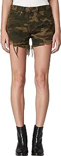 [ブランクニューヨーク] レディース ハーフ&ショーツ BLANKNYC Cutoff Camo Shorts [並行輸入品]
