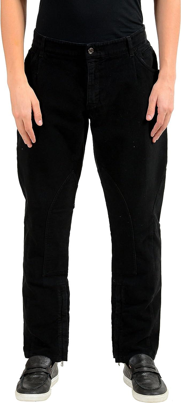 Dolce Gabbana Men's Black 35% OFF Casual Ranking TOP8 Pants 46 30 IT US