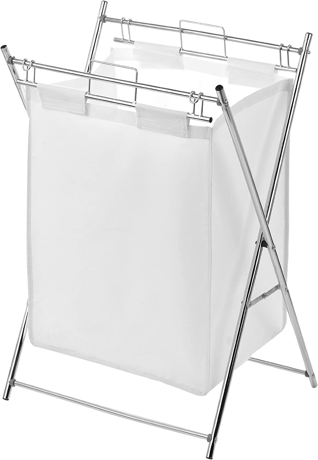 Sales of SALE items from new works Premier Housewares At the price of surprise Laundry Bag with Frame White Chrome -