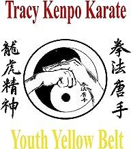 Tracy Youth Yellow Belt