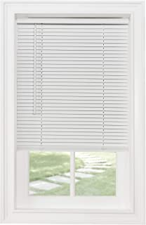 "Achim Home Furnishings Corded Morningstar 1"" Light Filtering Mini Blind, Width.."