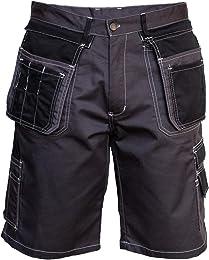 Solides Shorts de Travail pour Hommes, éléments ré
