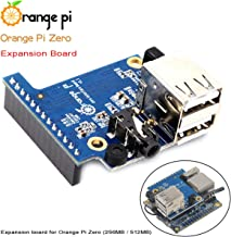 MakerFocus Orange Pi Zero Expansion Board Interface Board Development Board