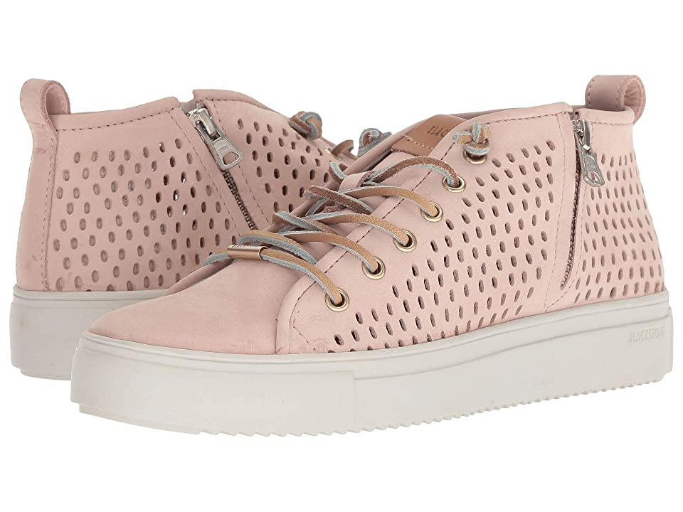 Blackstone Mid Perf Sneaker PL88 (Rose Dust) Women